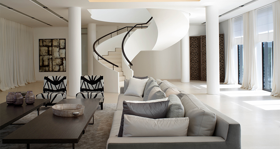 10 Luxurious Interior Design Examples