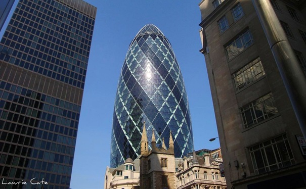 The Gherkin Building