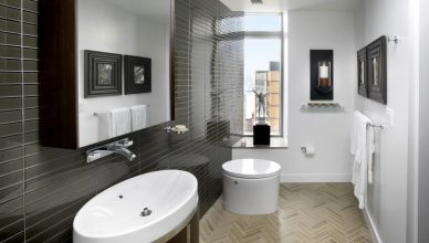 7 Design Tips To Make A Small Bathroom Look Bigger